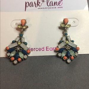Samba earrings crystals 😻